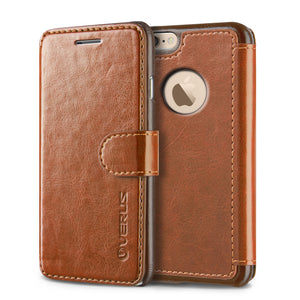 Layered Dandy iPhone 6/6S Plus Brown - Unwired
