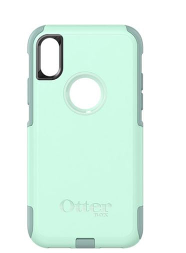 Commuter iPhone X Ocean Way (Aqua) - Unwired