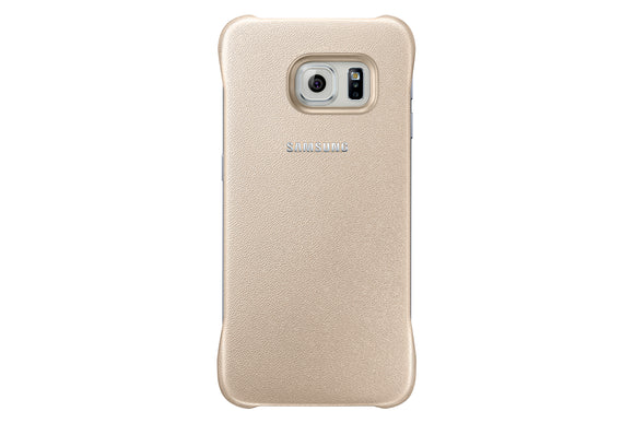 Protective Cover (PU) GS6 Edge Gold - Unwired