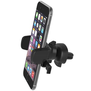 Easy One Touch Mini Vent Mount Universal Car Mount - Unwired Solutions Inc