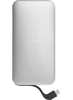 Power Cube 5000 mAh Lightning Silver - Unwired