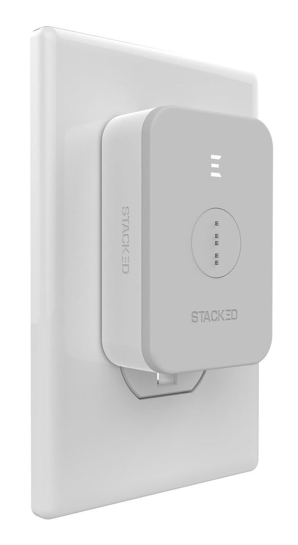 AC Wall Charger White - Unwired Solutions Inc