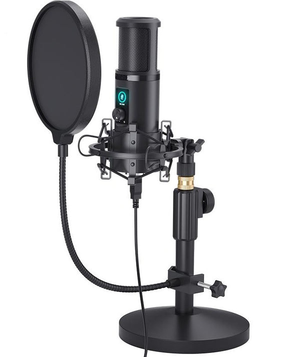 Maono AU-PM421T Desktop USB Microphone Set - Unwired Solutions Inc