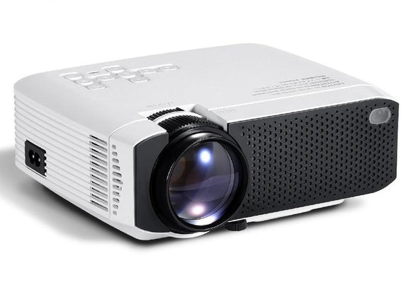 Android WIFI 4K Projector (X96Q) | Full HD 1080P Support 3D Home Cinema | Optional Phone Projector (SHIPS TO CANADA)