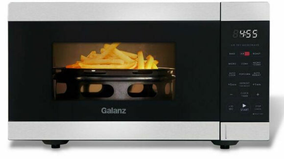 Galanz 0.9 Cu. Ft. Air Fry Microwave