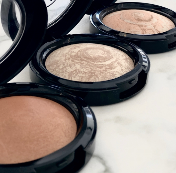ISLAND GODESS BAKED BRONZER - CURTIS COLLECTION