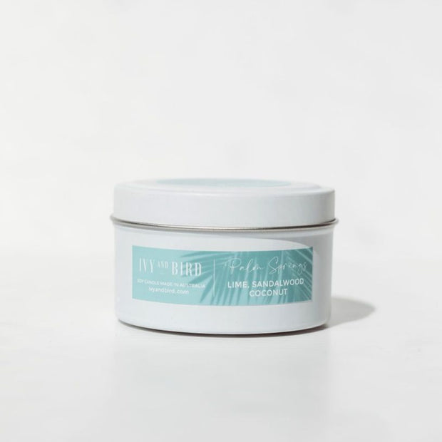 PALM SPRINGS TRAVEL CANDLE
