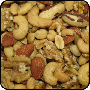 Mixed Nuts - Supreme Unsalted