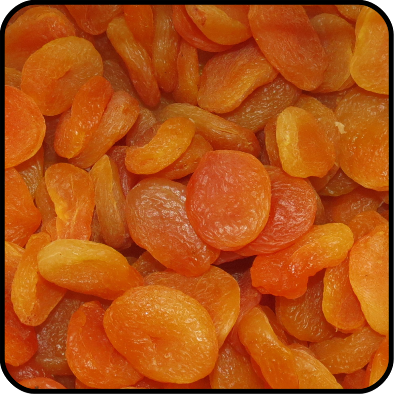 Apricots - Dried