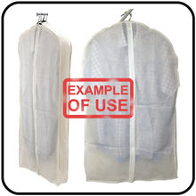 Reuseable Garment Cover Bag - Suit