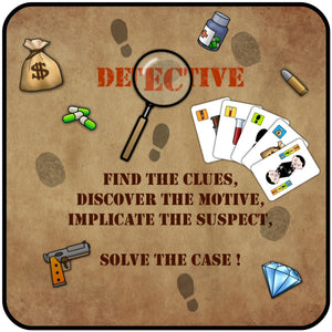 Detective Card Game