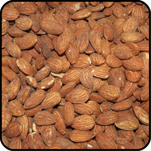 Almonds - Dry Roasted Salted