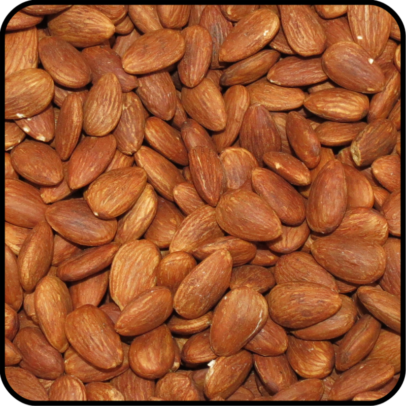 Almonds - Roasted