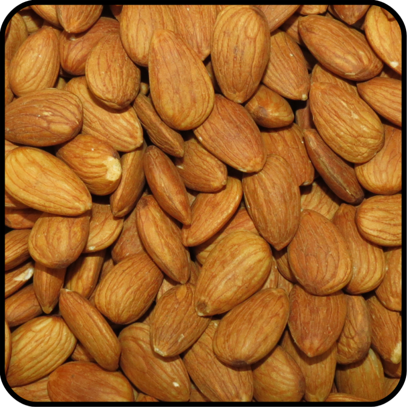 Almonds - Natural