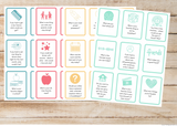 72 Family Conversation Cards
