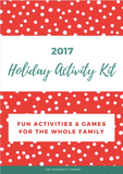 Holiday Activity Bundle