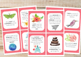 Positive Affirmation Cards for Moms