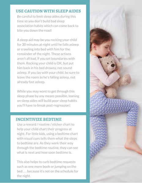 Surviving Your Child's Sleep Regressions eBook