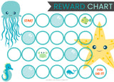 Boy's Reward Chart Bundle