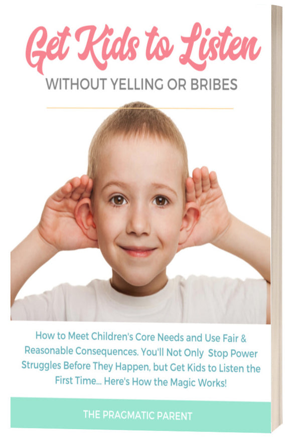 Get Kids to Listen eBook