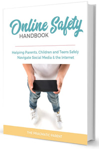 Online Safety Handbook: Navigating The Internet