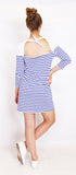 Tie back Sailor dress