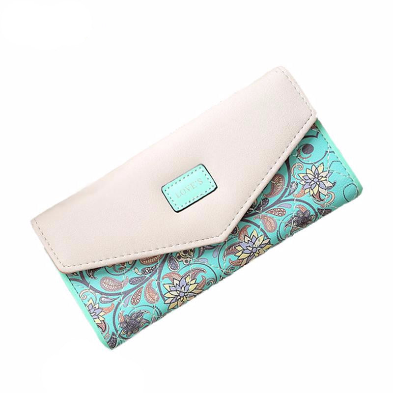 Luxury Long Women's Wallet
