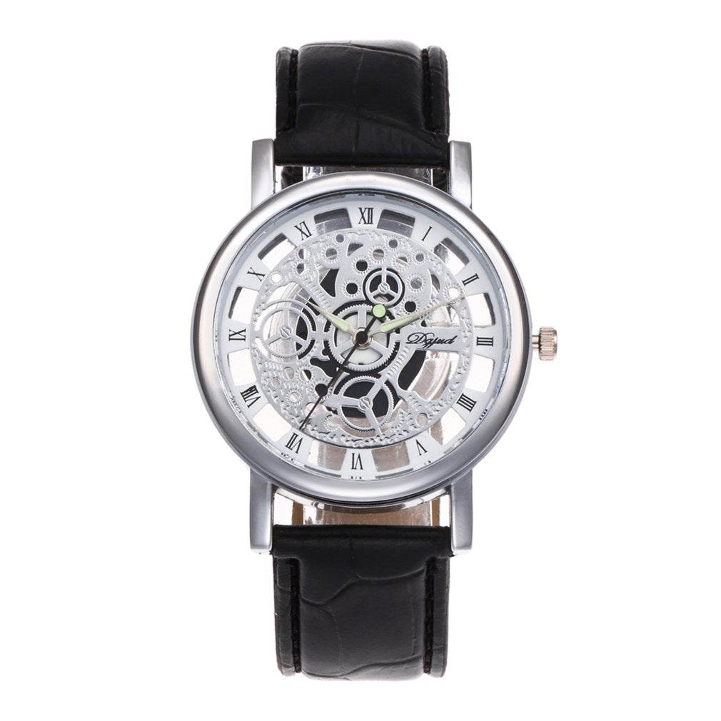 Cool Design Transparent Watch