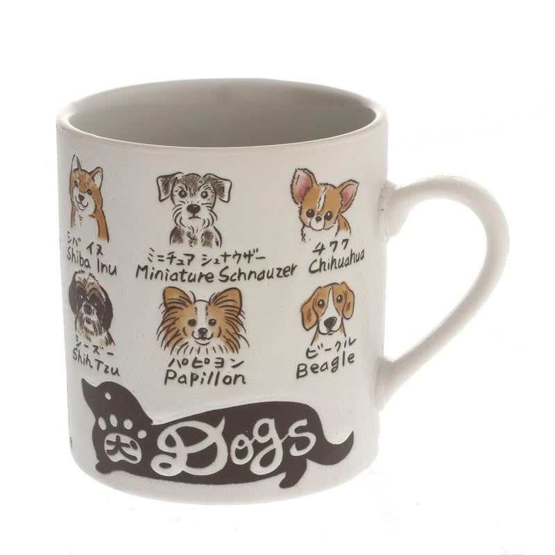 Favorite Dogs Mug
