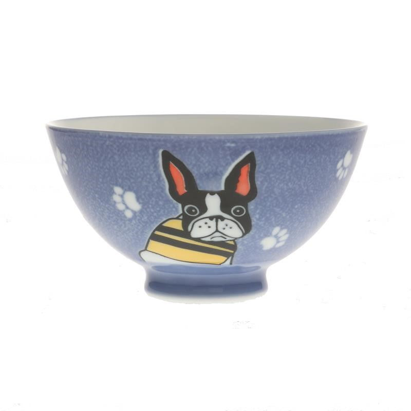 French Bulldog Dish, Assorted Colors
