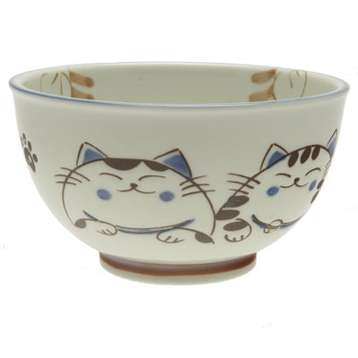 "Blue Cats Bowl 5.5"", Assorted"