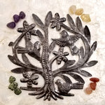 Fair Trade Metal Tree of Life, Assorted Styles