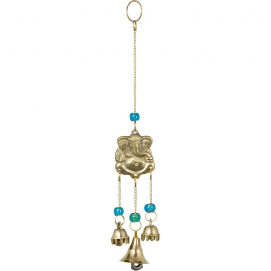 Ganesh Chime with Beads