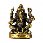 Ganesh Mini Brass