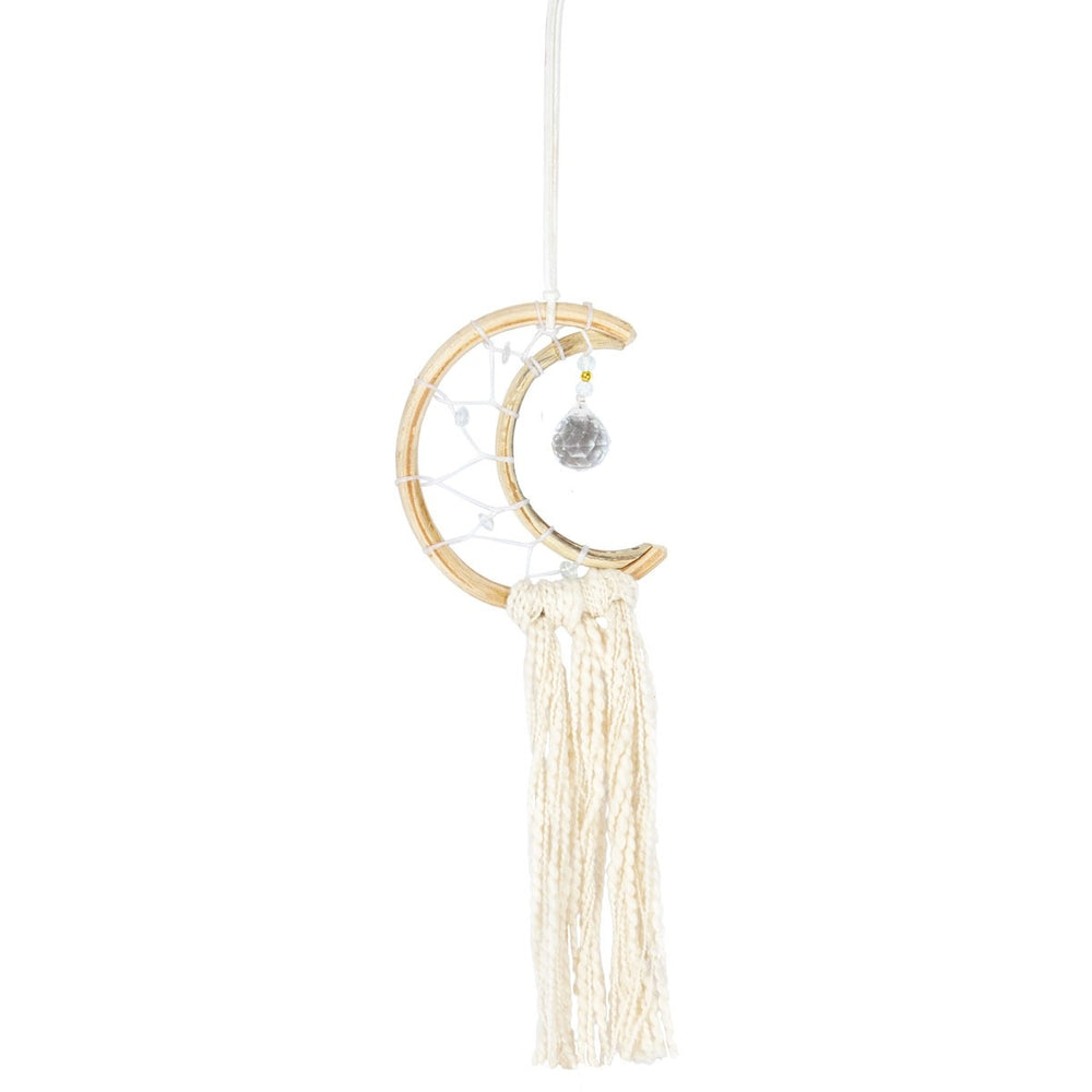 Fair Trade Little Moon Dreamcatcher