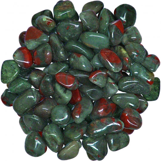 Tumbled Stone Bloodstone