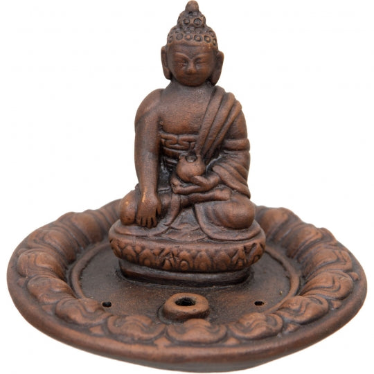 Medicine Buddha Incense Holder