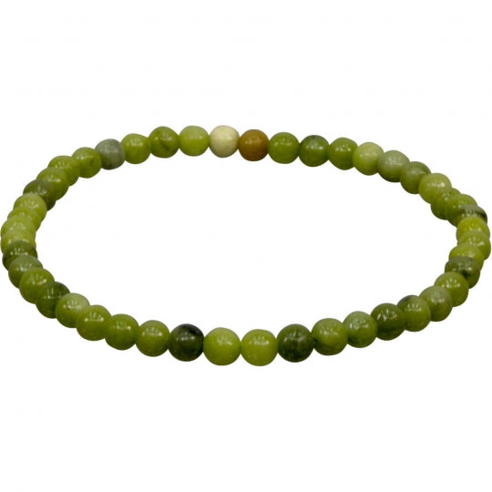 Chinese Jade Bracelet 4mm