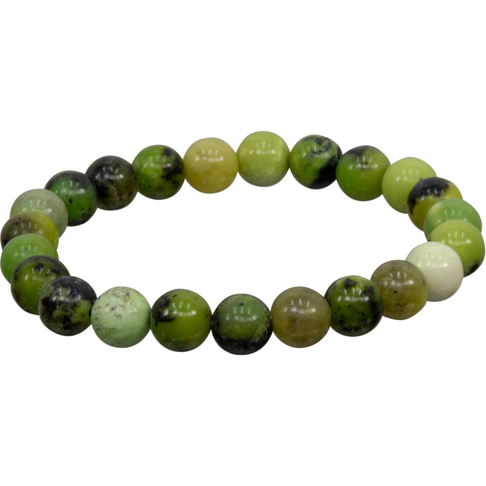 Chrysoprase 8mm Bracelet