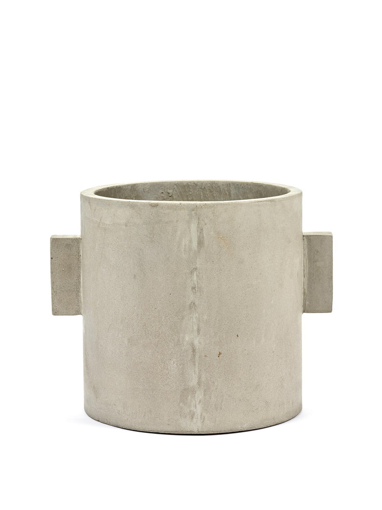 Concrete Planter 10""