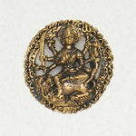 Durga Brass Necklace