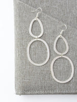 Fair Trade Organic Circle Earrings
