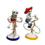 Day of the Dead Skeleton on Bike, Assorted