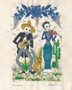 Day of the Dead Postcards