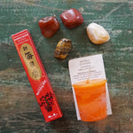 Sacral Chakra Intention Kit
