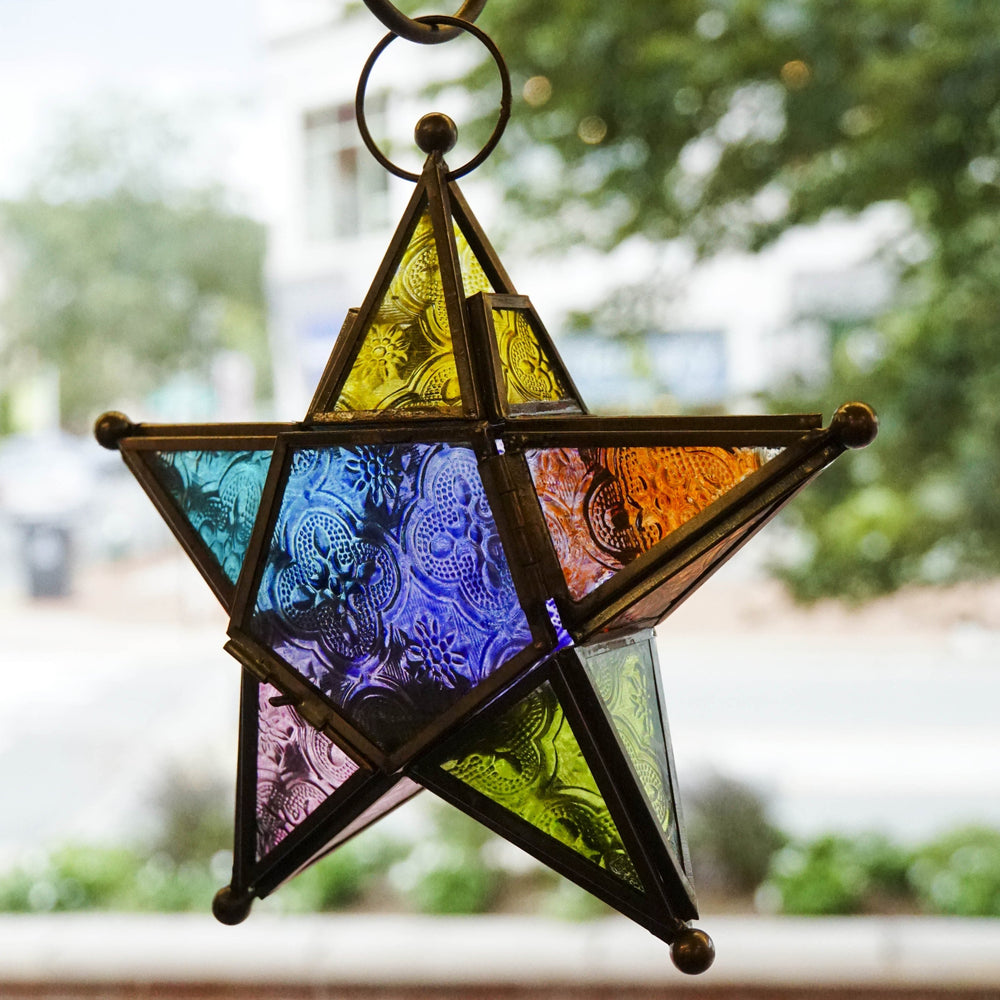 Tea Light Star Lantern