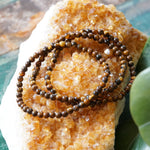 Tiger's Eye 4mm Bracelet