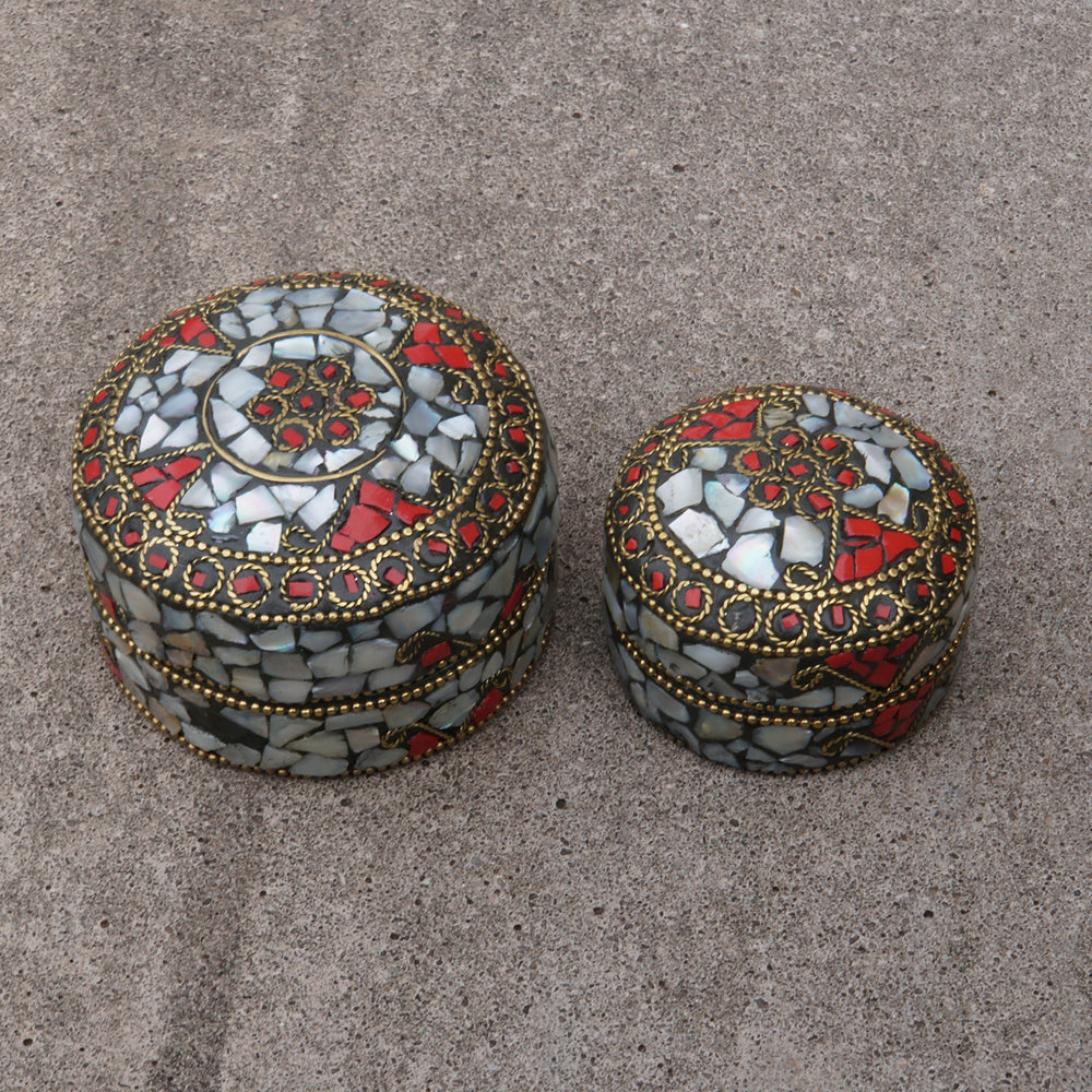 Nepalese Trinket Box