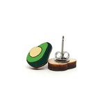 Avocado Earring