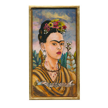 Frida Kahlo Wall Tile